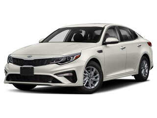 New 2020 Kia Optima LX Sedan for sale in Kaysville, UT at Young Kia