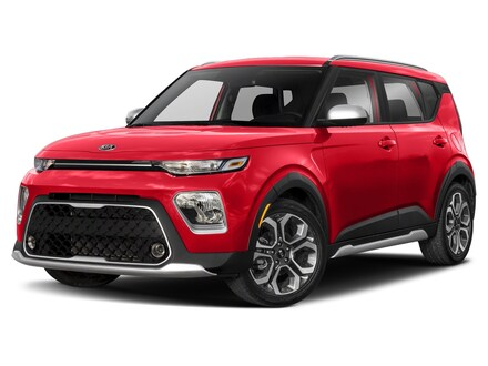 Featured New 2020 Kia Soul S Hatchback for sale near you in Albuquerque, NM