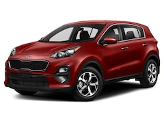 New 2020 Kia Sportage LX SUV KNDPMCAC7L7815840 K3585 in State College, PA at Lion Country Kia