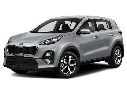 Used 2020 Kia Sportage SX Turbo Sport Utility for Sale in Grand Forks, ND