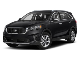 New 2020 Kia Sorento 3.3L EX SUV for sale in Kaysville, near Salt Lake City, at Young Kia