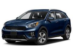 New 2020 Kia Niro LXS SUV KNDCB3LC6L5414258 K3596 in State College, PA at Lion Country Kia