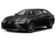 2020 LEXUS GS 350 F Sport Sedan