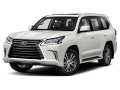 New 2020 LEXUS LX 570 Three-Row SUV for sale in Arlington Heights, IL