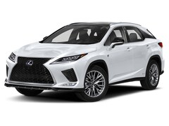 New 2020 LEXUS RX 450h F SPORT Performance SUV for sale in Arlington Heights, IL