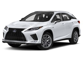 New 2020 LEXUS RX 450h F SPORT Performance SUV for sale in Tulsa, OK