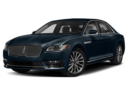 2020 Lincoln Continental Reserve AWD Reserve  Sedan