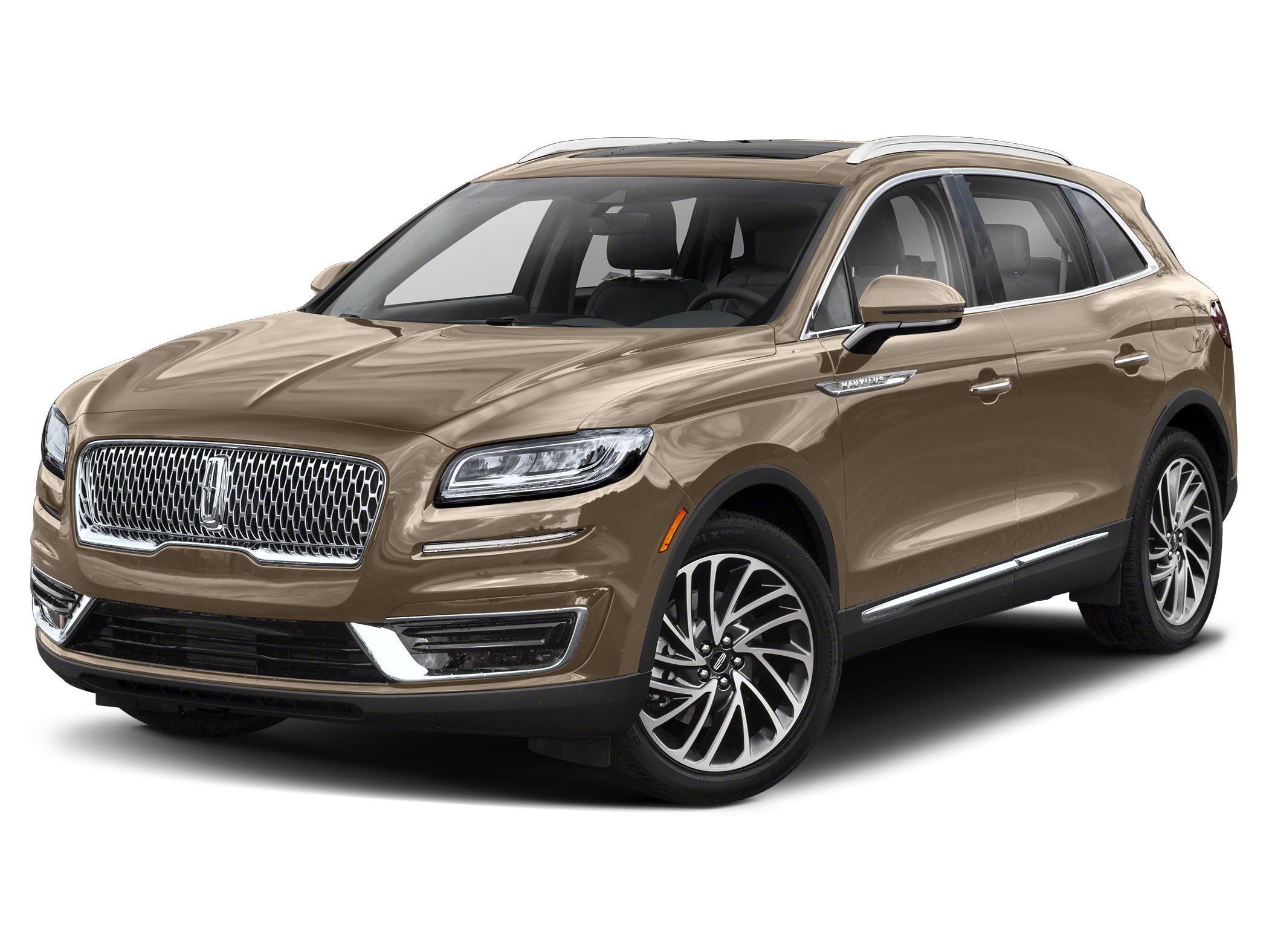 New 2020 Lincoln Nautilus For Sale At Maplecrest Ford Lincoln Vin 2lmpj8k90lbl00596
