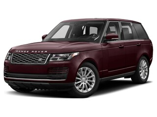 2020 Land Rover Range Rover Supercharged Supercharged LWB