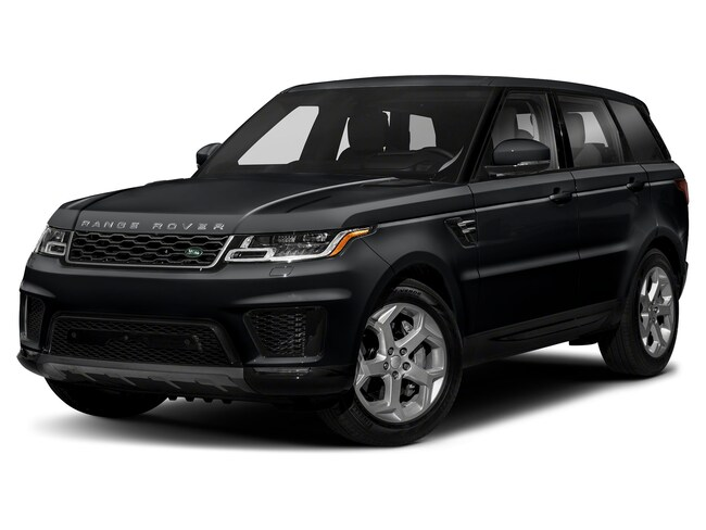 Used 2020 Land Rover Range Rover Sport SVR SUV for sale in Houston, TX
