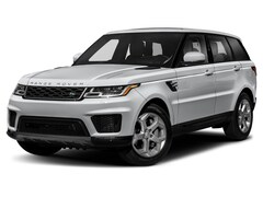New 2020 Land Rover Range Rover Sport SVR SUV for sale in Houston, TX