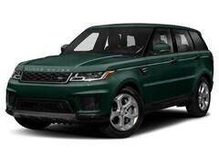 2020 Land Rover Range Rover Sport SVR V8 Supercharged SVR