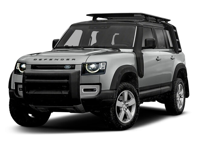 New 2020 Land Rover Defender HSE SUV for sale in Houston, TX