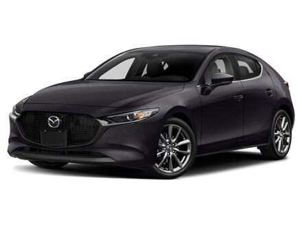 2020 Mazda Mazda3 Preferred Package All-wheel Drive Hatchback
