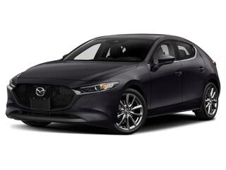 2020 Mazda Mazda3 Preferred Package All-wheel Drive Hatchback