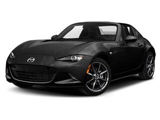 2020 Mazda Mazda MX-5 Miata RF Grand Touring Convertible Jet Black Mica