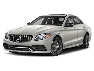2020 Mercedes-Benz C-Class S Sedan