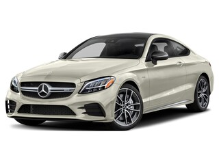New 2020 Mercedes-Benz AMG C 43 4MATIC Coupe for sale in Belmont, CA