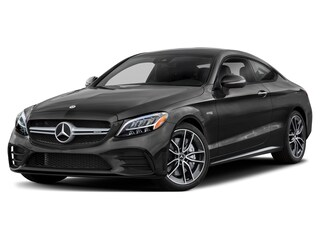 Used 2020 Mercedes-Benz AMG C 43 4MATIC Coupe in Belmont