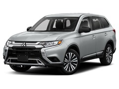 New 2020 Mitsubishi Outlander ES CUV for Sale in Aurora, IL at Max Madsen's Aurora Mitsubishi