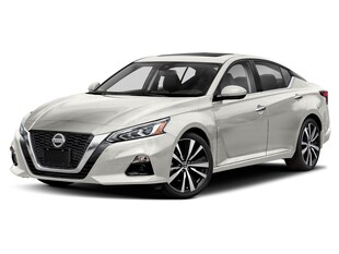 2020 Nissan Altima 2.0 Platinum Sedan