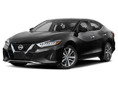 New 2020 Nissan Maxima SL Sedan Hickory, North Carolina
