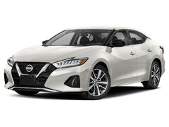 New 2020 Nissan Maxima 3.5 SL Sedan in Wallingford CT