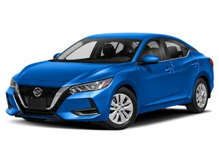 New 2020 Nissan Sentra SV Sedan Brooklyn NY