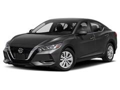 New 2020 Nissan Sentra SV Sedan For Sale in Meridian, MS