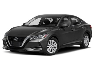 New 2020 Nissan Sentra SV Sedan Eugene, OR