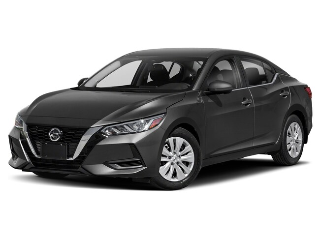 New 2020 Nissan Sentra SV Sedan for sale near Playa Vista