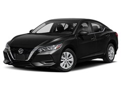 New 2020 Nissan Sentra SV Sedan For sale in Ames, IA