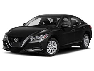 New 2020 Nissan Sentra SV Sedan Yorkville NY