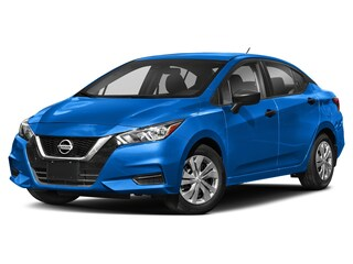 New 2020 Nissan Versa 1.6 SV Sedan N896365 in Cheyenne, WY
