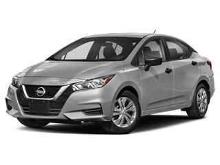 New 2020 Nissan Versa 1.6 SV Sedan N895474 in Cheyenne, WY