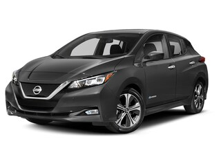 2020 Nissan LEAF SV PLUS Hatchback