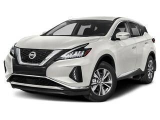 New 2020 Nissan Murano SV SUV for sale near you in Corona, CA