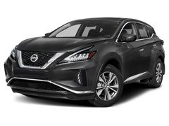 New 2020 Nissan Murano SV AWD SV in Louisville, KY