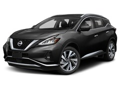 New 2020 Nissan Murano SL SUV in Grand Junction