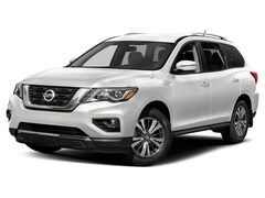 New 2020 Nissan Pathfinder SL SUV For Sale in Meridian, MS