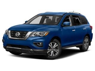 New 2020 Nissan Pathfinder SV SUV Ames, IA