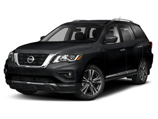New 2020 Nissan Pathfinder Platinum 4x4 Platinum Brooklyn