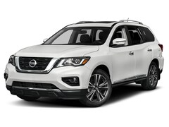New 2020 Nissan Pathfinder Platinum SUV 5N1DR2DM9LC616035 in Valley Stream, NY