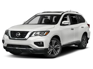 New 2020 Nissan Pathfinder Platinum SUV Ames, IA
