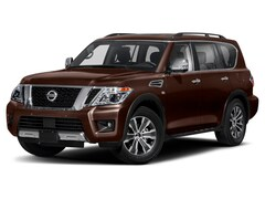 New 2020 Nissan Armada SL SUV for sale in Myrtle Beach SC