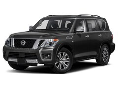 New Nissan 2020 Nissan Armada SL SUV for sale in Savannah, GA