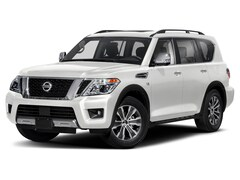 New 2020 Nissan Armada SL SUV near Honolulu, HI