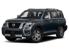 New 2020 Nissan Armada SL SUV in South Burlington