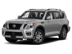New 2020 Nissan Armada SL SUV N620836 in Cheyenne, WY