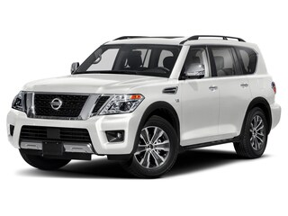 New 2020 Nissan Armada SL SUV for sale in Aurora, CO